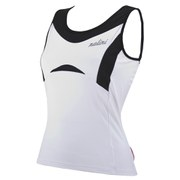 Nalini Pink Label Women's Acquaria Tank - White
