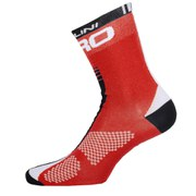 Nalini Accessories Pro Socks - Red/Black