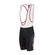Nalini Red Label Sinello Bib Shorts - Black/Red