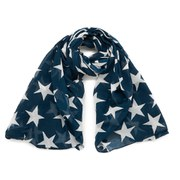 BeckSondergaard Women's Fine Twilight Scarf - Dust Blue