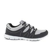 Gola Men's Termas Training Shoes - Silver/Navy