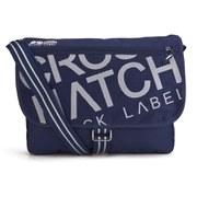 Crosshatch Men's Nabure Messenger Bag - Sodalite Blue