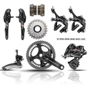 Campagnolo Record Compact Groupset 34/50 - 2015