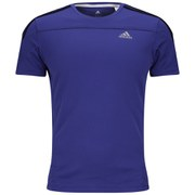 adidas Response Men's Short Sleeve T-Shirt - Night Flash/Black