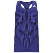 adidas Adizero Men's Singlet - Night Flash