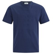 Opening Ceremony Men's Embossed Logo T-Shirt - Eclipse Blue
