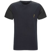 Religion Men's Closed Short Sleeve Crew Neck T-Shirt - Jet Black