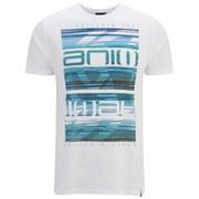 Animal Men's Loyale Graphic T-Shirt - White