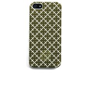 By Malene Birger Women's Duralia Printed iPhone 5 Case - Khaki