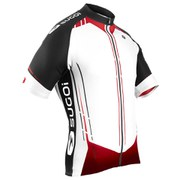 Sugoi Evolution Pro Short Sleeve Jersey - White