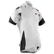 Sugoi RS Pro Short Sleeve Jersey - White/Black