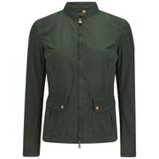 Matchless Women's Silverstone Jacket - Burnt Green