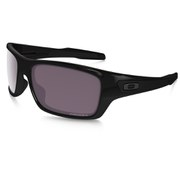 Oakley Turbine Sunglasses - Polished Black/Prizm Daily Polarized
