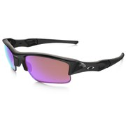 Oakley Flak Jacket XIJ Sunglasses - Polished Black/Prizm Golf