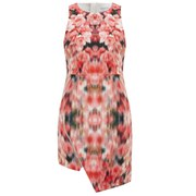 Finders Keepers Women's Way to Go Dress - Blurred Floral
