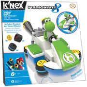 K'NEX Mario Kart: Yoshi Kart Building Set (38725)