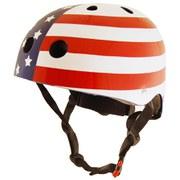 Kiddimoto USA Flag Helmet