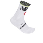 Cannondale Garmin Wool Socks - White