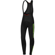 Castelli Cannondale Garmin Sorpasso Bib Tights - Black/Green