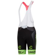 Cannondale Garmin Free Aero R. Bib Shorts - Black/Green