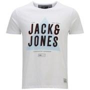Jack & Jones Men's Core Now T-Shirt - White