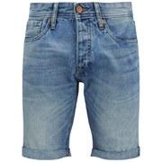 Jack & Jones Men's NOOS Rick Original Shorts - Light Blue