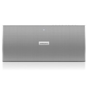 Philips BT3000W/05 Portable Bluetooth Wireless Stereo Speaker with Built In Microphone - Grey