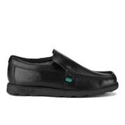 Kickers Men's Fragma Slip On Shoes - Black