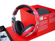 Beats by Dr. Dre Studio Noise Cancelling HD Coca Cola LTD Edition Headphones with Microphone - Grade A Refurb