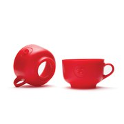 Cookie Cup Cookie Cutter - Red