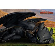 How To Train Your Dragon 2 Toothless Cute - Maxi Poster - 61 x 91.5cm
