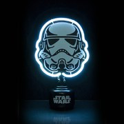 Luz Mini Neón Stormtrooper Star Wars