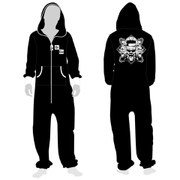 Breaking Bad Black GITD Jumpsuit