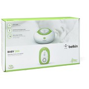 Belkin 200 Baby Monitor with Night Light and Talk Back
