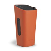 Sonoro Cubo Go New York Portable Bluetooth Speaker - Black/Orange