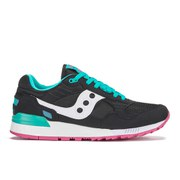 Saucony Men's Shadow 5000 Trainers - Black