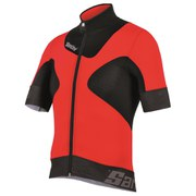 Santini Photon Aero Short Sleeve Jersey - Red