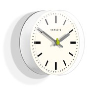 Newgate Timepill II Clock - White