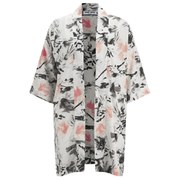 Vero Moda Women's Kylie Mally Kimono - Tropical Peach