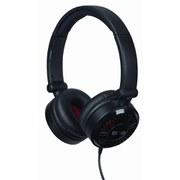808 Audio Drift Noise Isolating Headphones - Black