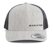 Oakley Men's Halifax Trucker Hat - Grey