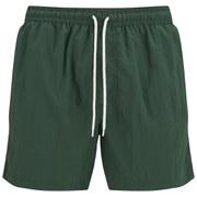 Jack & Jones Men's Originals Malibu Swim Shorts - Hunter Green