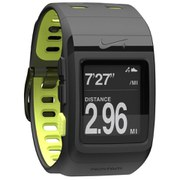 Nike+ Sport Watch with GPS Powered by TomTom - Black/Volt