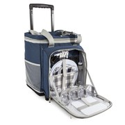Coast & Country 4 Person Trolley Picnic Bag
