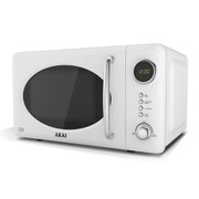 Akai Digital Microwave - White (700w)