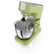 Swan Retro Stand Mixer - Green (1000w)