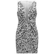 Finders Keepers Women's The Creator Dress - Light Leopard