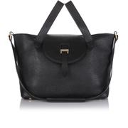 meli melo Thela Medium Tote Bag - Black