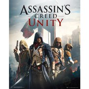 Assassin's Creed Unity Cover - Mini Poster - 40 x 50cm