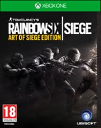 Tom Clancy's Rainbow Six: Siege Art of Siege Edition